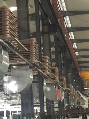 贛州廠房生產降溫設備