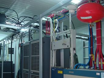通訊機房降溫設備